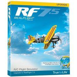 Upgrade Symulatora Realflight 7.5 - dla wersji G4 i wyższych