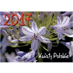 Kalendarz ścienny Kwiaty Polskie 2017, kup u jednego z partnerów