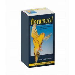 Eurowet FLORAMUCIL mieszanka witaminowa dla ptaków ozdobnych 15ml - produkt dostępny w Fionka.pl