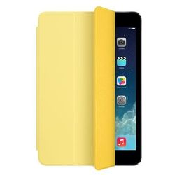 etui smart cover do ipad air żółte (mf057zm/a) wyprodukowany przez Apple