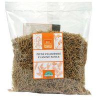 Makaron żytni pełnoziarnisty nitki cienki BIO 300g-BIOHARMONIE (kasza, makaron, ryż)