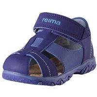 Sandały Reima Messi niebieskie z zakrytymi paluszkami (6416134603798)