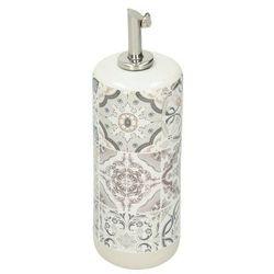 Dekoria Butelka na oliwę Casa Decor grey 250ml, 6,5 × 6,5 × 19 cm