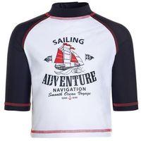mothercare ADVENTURE Koszulki do surfowania white z kategorii Sprzęt pływacki dla dzieci