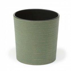 Donica Malwa ECO 30 cm dłuto zielona 105/178-3