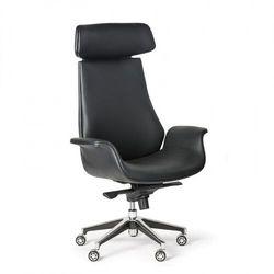 B2b partner Krzesło biurowe hammer, czarne