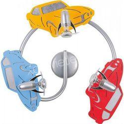 AUTO III spirala - lampa dziecięca ()