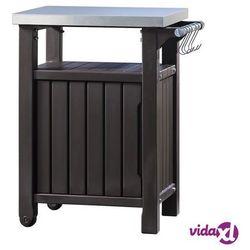Stół grillowy Unity 93 L (grafitowy) Keter, 230420 (11880332)