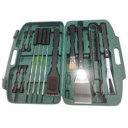 Zestaw akcesoriów do grilla w walizce 17 el. MG278