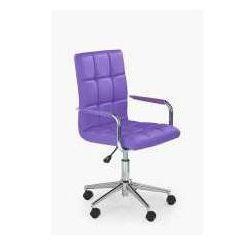 Fotel gonzo 2 fioletowy - zadzwoń i złap rabat do -10%! telefon: 601-892-200 marki Halmar