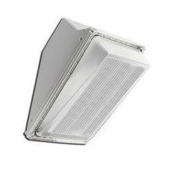 Pxf lighting Pxf cavi ip65 z kloszem evg 26 szary pxfl339129 lampa zewnętrzna