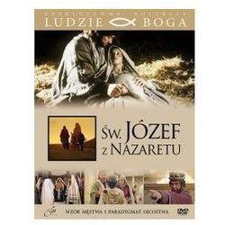 Święty józef z nazaretu + film dvd od producenta Praca zbiorowa