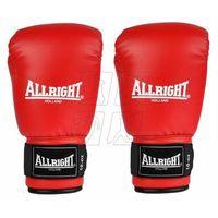 Rękawice bokserskie  10oz czerwone, marki Allright