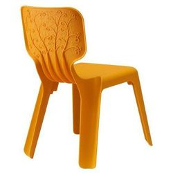 Krzesełko alma pomarańczowe marki Magis