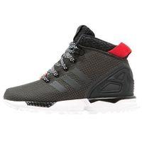 adidas Originals ZX FLUX 5/8 TR Tenisówki i Trampki wysokie clear black/utility black/white