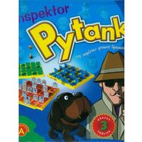 Inspektor Pytanko Gra rodzinna - produkt z kategorii- Gry planszowe