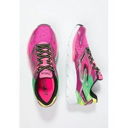 Skechers Performance GO RUN RIDE 4 Obuwie do biegania treningowe hot pink/lime (0888222672003)