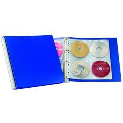 Segregator Durable na 96 płyt CD/DVD srebrny 5277-23, 82802
