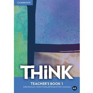 Think 1 Teacher's Book, Cambridge University Press