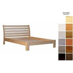 łóżko drewniane venlo 120 x 200 marki Frankhauer