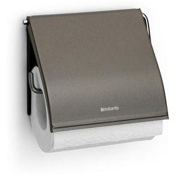 Uchwyt na papier toaletowy Classic platynowy