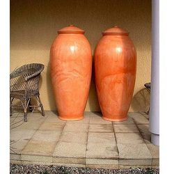 Donica ogrodowa AMFORA 139 cm różne kolory