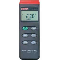Termometr przemysłowy Voltcraft K201, 1 kanałowy