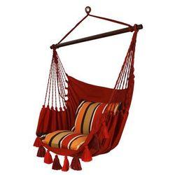 Fotel hamakowy, Czerwony AHC-10