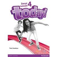 Today 4 Zeszyt ćwiczeń + CD, oprawa miękka