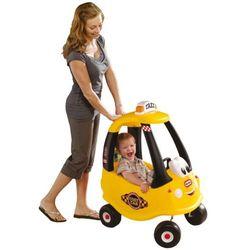 Little tikes Jeździk żółta taksówka cozy coupe, kategoria: jeździki
