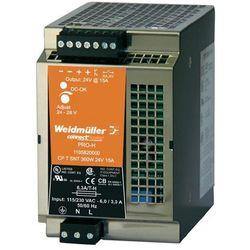 Zasilacz na szynę DIN Weidmueller CP T SNT 360W 24V 15A 1105820000, 15 A, 360 W, kup u jednego z partnerów