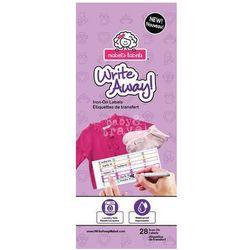Etykiety Mabel's Labels naprasowanki dziewczęce fioletowe - sprawdź w wybranym sklepie