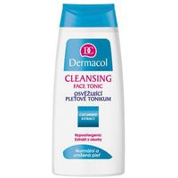 Dermacol Cleansing Face Tonic 200ml W Płyn do demakijażu, 4068