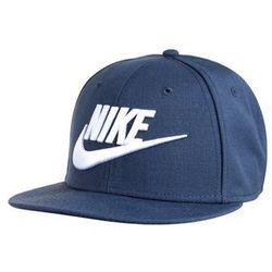 Nike Sportswear FUTURA Czapka z daszkiem squadron blue/white, towar z kategorii: Nakrycia głowy i czapki