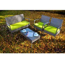 Zestaw mebli ogrodowych perfetto wyprodukowany przez Bello giardino