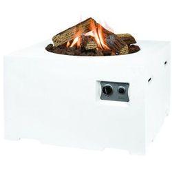 Palenisko gazowe kwadratowe - białe - seria 76 z kategorii Grille