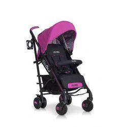 Easy-Go Nitro wózek dziecięcy spacerówka Fuchsia z kategorii wózki spacerowe