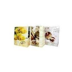 Torebka laminowana extra jumbo ślubna mix 12 szt ROZETTE z kategorii galanteria i dodatki ślubne