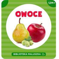 Biblioteka Maluszka Owoce - Wysyłka od 3,99 - porównuj ceny z wysyłką, praca zbiorowa