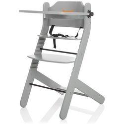 Baninni wysokie krzesełko dla dziecka dolce mio, jasnoszare (5420038784157)