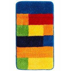 Bonprix Dywaniki łazienkowe w kolorowy wzór kolorowy