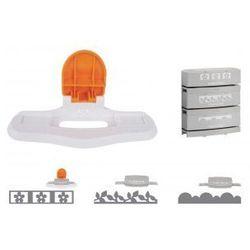 Dziurkacz brzegowy Fiskars + 3 wkłady - OKAZJA! - sprawdź w wybranym sklepie
