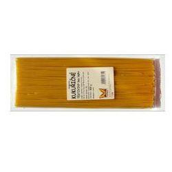 Makaron kukurydziany spaghetti (bezglutenowy) 500g vm marki Vegamarket