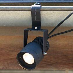Markslojd Lampa reflektor ogrodowy garden 106931 1x9w led czarny