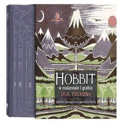 Hobbit W Malarstwie I Grafice J.R.R. Tolkiena, książka w oprawie twardej