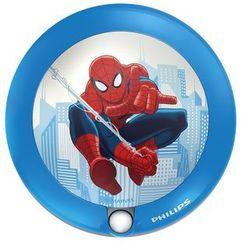 Philips 71765/40/16 - LED Światło orientacyjne dziecięce DISNEY SPIDER-MAN 1xLED/0,06W/3V (8718291529408)
