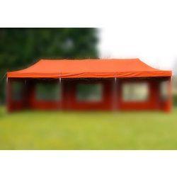 Zastępczy dach do składanego pawilonu 3 x 9 m - terakota