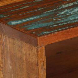 szafka pod tv, 118x35x45 cm, lite drewno odzyskane marki Vidaxl