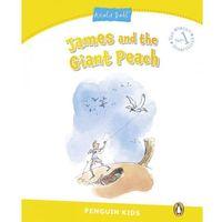 James and the Giant Peach. Penguin Kids. Poziom 6, oprawa miękka