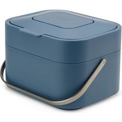 Kompostownik z filtrem stack niebieski marki Joseph joseph